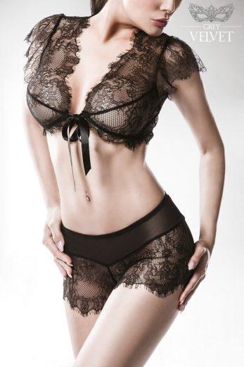 2-piece lace set 15127 - XL