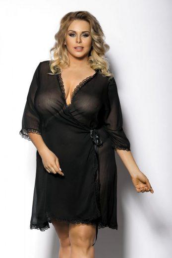 black robe AA0521295 - 5XL/6XL