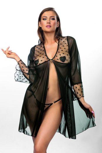black robe AA052289 - 2XL/3XL