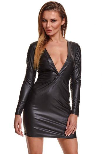black mini dress BRGianna001 - XXL