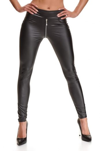 black Leggings BRMaddalena001 - XXL