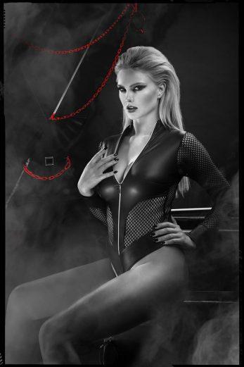 black body DDHera001 - XXL