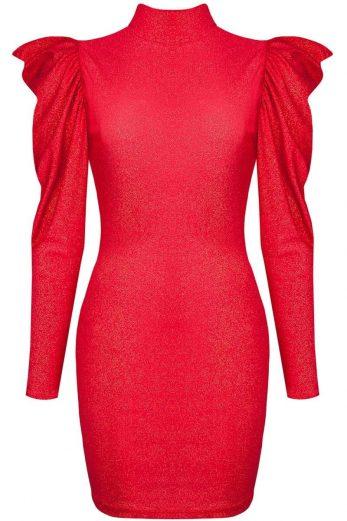 red mini dress CADR006 - XL