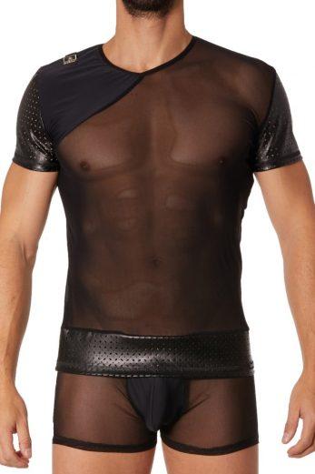 black T-Shirt 902-81 -XL