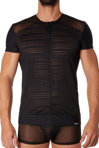 black T-Shirt 906-81 - XL