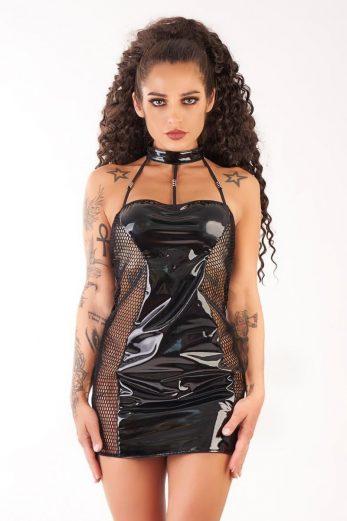 black mini dress MS-D0203 - XXL/XXXL
