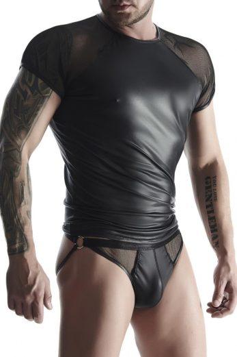 T-Shirt TSH017 black - XXL