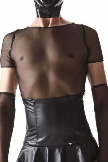 T-Shirt CRD008 black Crossdresser - L
