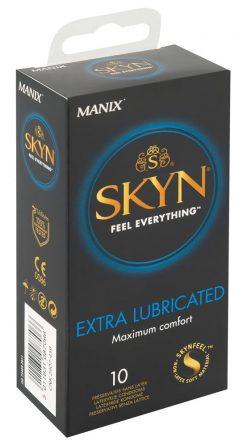 Manix Skyn Extra Lubricated 10