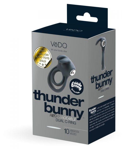 VeDO Thunder Bunny Black Pearl