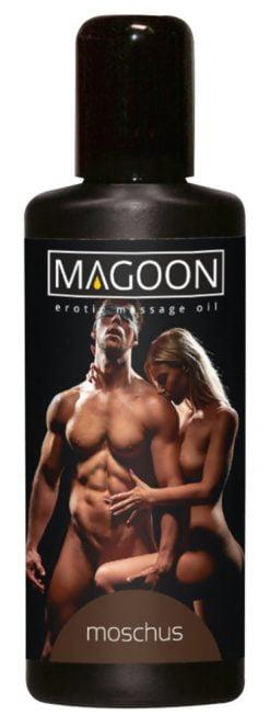 Myskin tuoksuinen hierontaöljy - Magoon