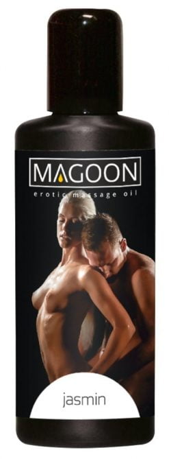 Jasmine Erotic Massage Oil 100