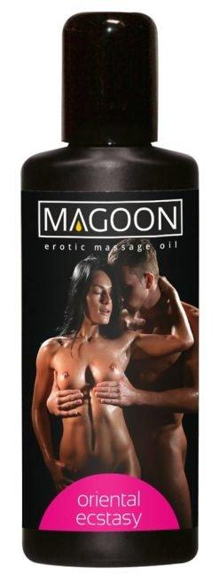 Oriental Ecstasy - hierontaöljy itämaisella tuoksulla