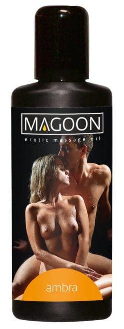 Massage Oil Ambergris 100 ml