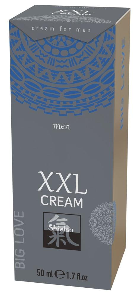 Shiatsu XXL Cream lämmittävä vaikutus