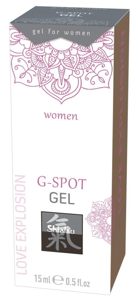 Shiatsu G-Spot Geeli