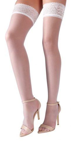 valkoiset Hold-up sukat