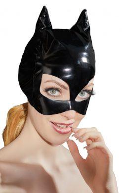 Vinyl Head Mask